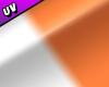 14 Weiß/Orange