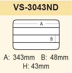 VS-3043 ND klar