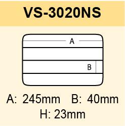 Vorschau: VS-3020NS schwarz