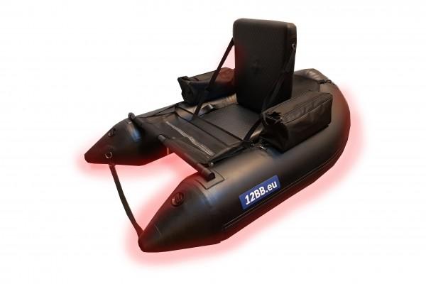 Belly Boat 160cm BLACK FALCON Edition