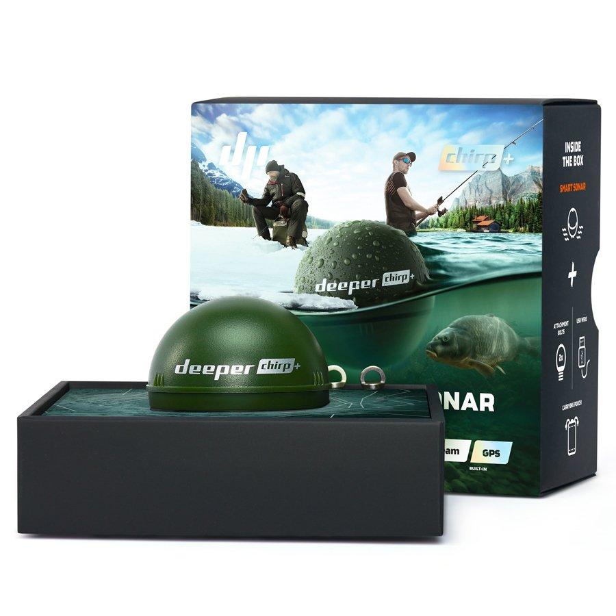 Vorschau: Smart Sonar CHIRP+