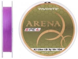 Vorschau: Arena PE4X 100m
