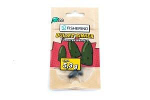 Tungsten Bullet Sinker