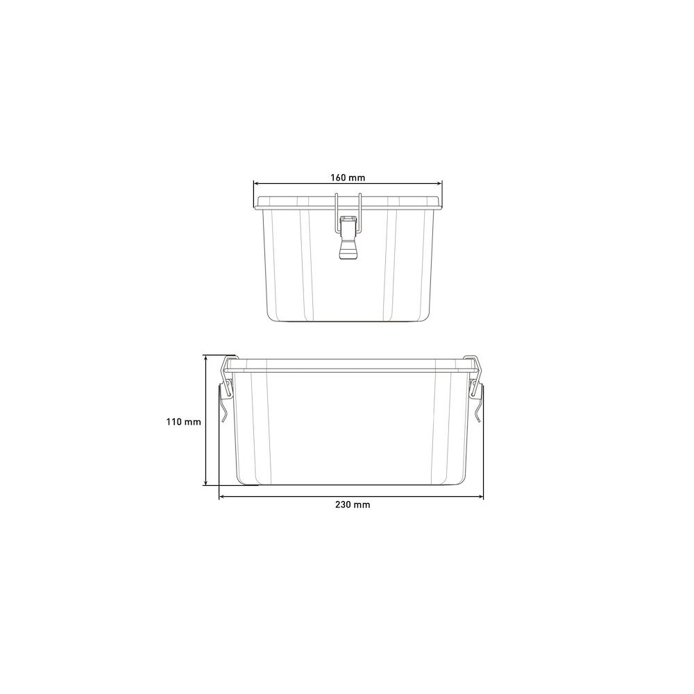 Vorschau: Skotti Boks 2,5 Liter