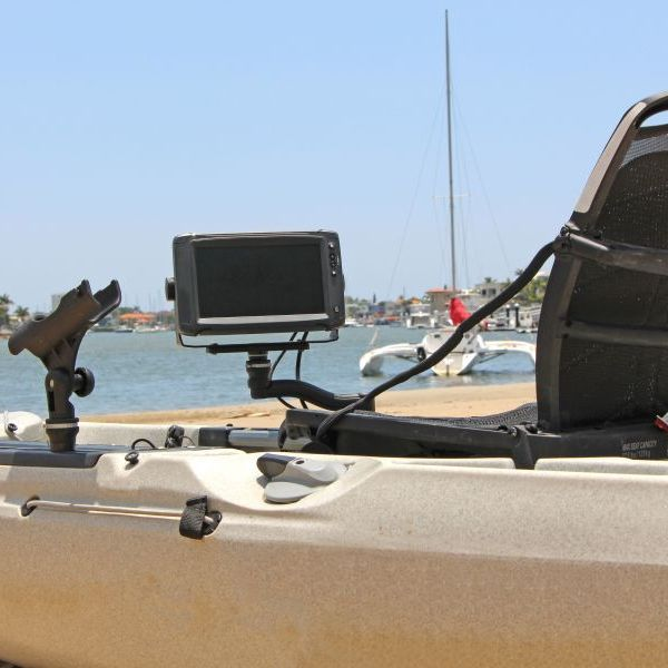 Vorschau: Swing-Arm R-Lock, schwenkbarer Arm für Plattform schwarz