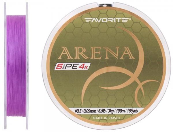 Arena PE4X 100m
