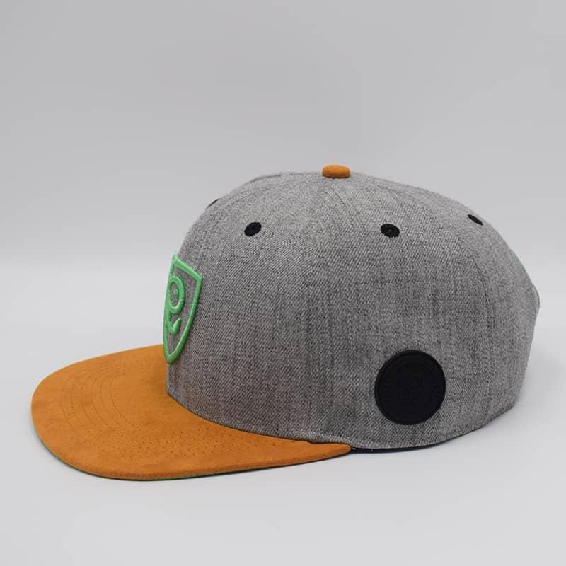 Vorschau: CREW Snapback Cap