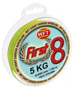 Vorschau: First 8 chartreuse 150m