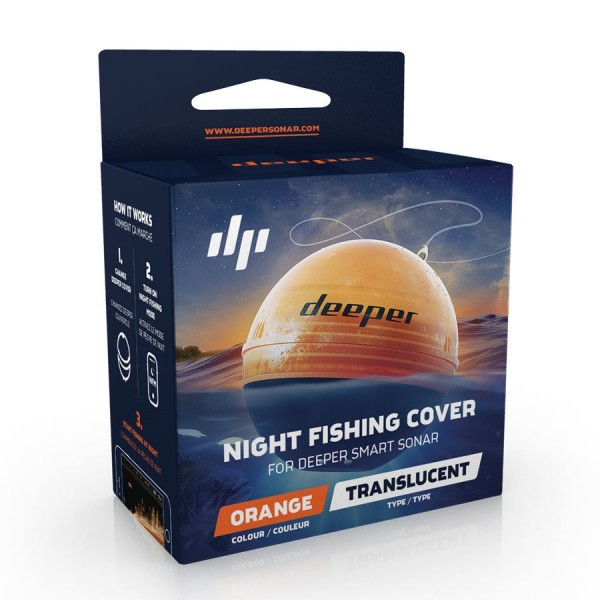 Night Fishing Cover Nachtabdeckung