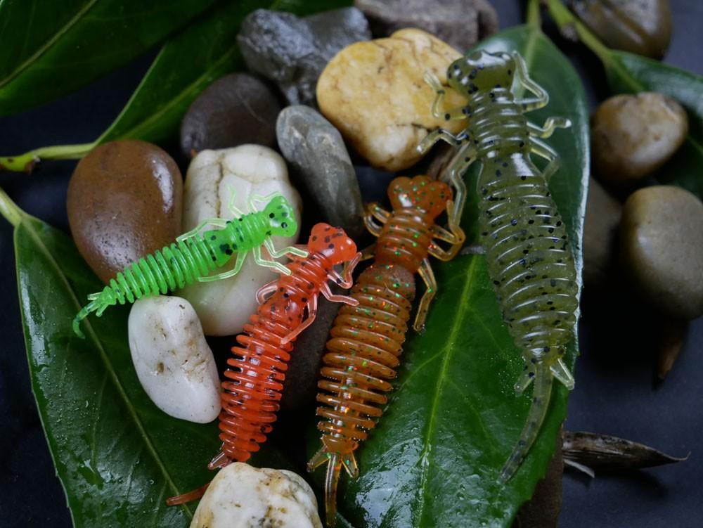 dragonlfy-larvas