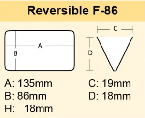 Reversible F-86