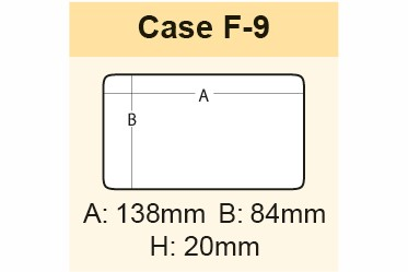 Slit Form Case F9