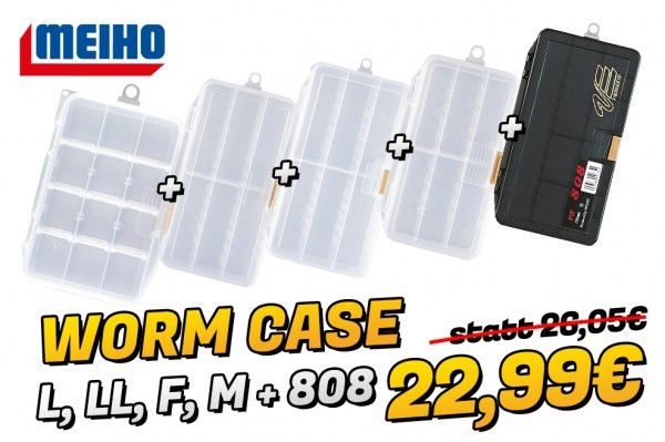 Worm Case Bundle