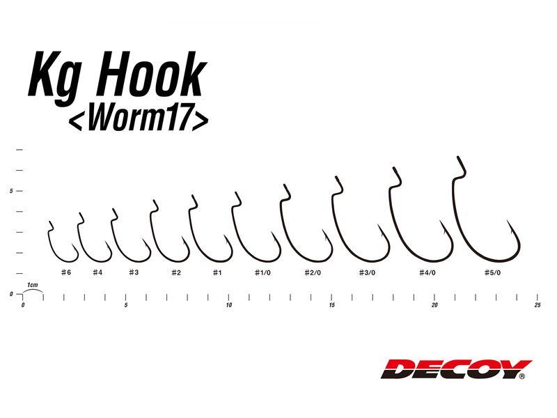 Vorschau: KG High Power Offset Hook Worm17