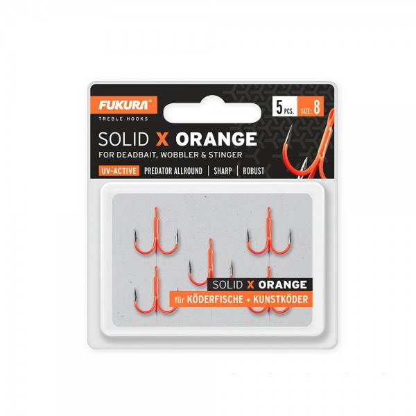 Fukura Solid X Orange