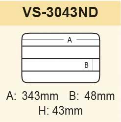 Vorschau: VS-3043ND schwarz