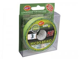 Vorschau: Micro Braid KG chartreuse 150m