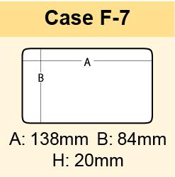 Vorschau: Slit Form Case F7