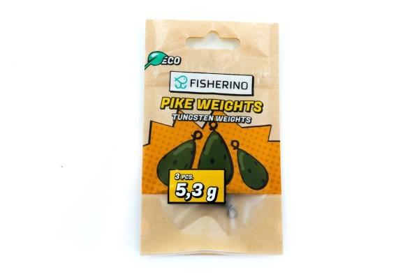 Pike Weights