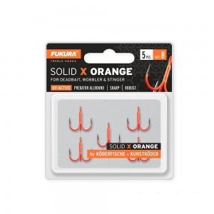 Vorschau: Fukura Solid X Orange