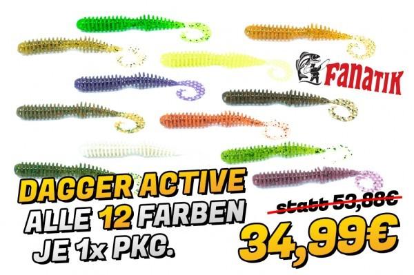 Dagger Active - Alle Farben Set