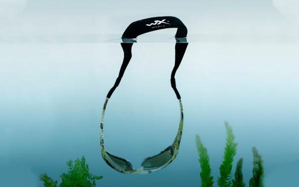 Schwimmendes Brillenband