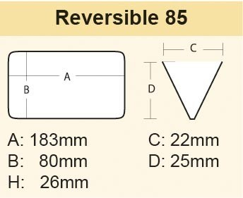 Reversible Triangle 85
