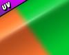 13 Orange/Grün