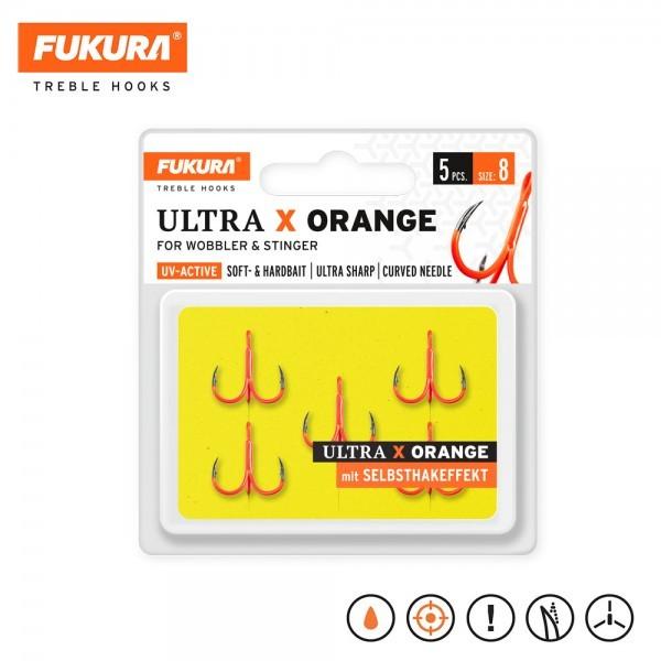 Fukura Ultra X Orange