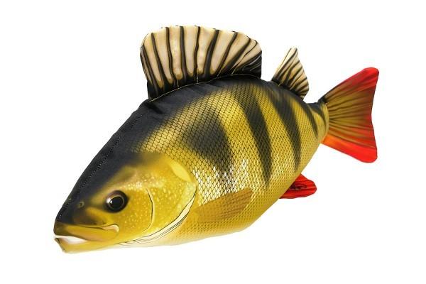 Stofffisch Barsch
