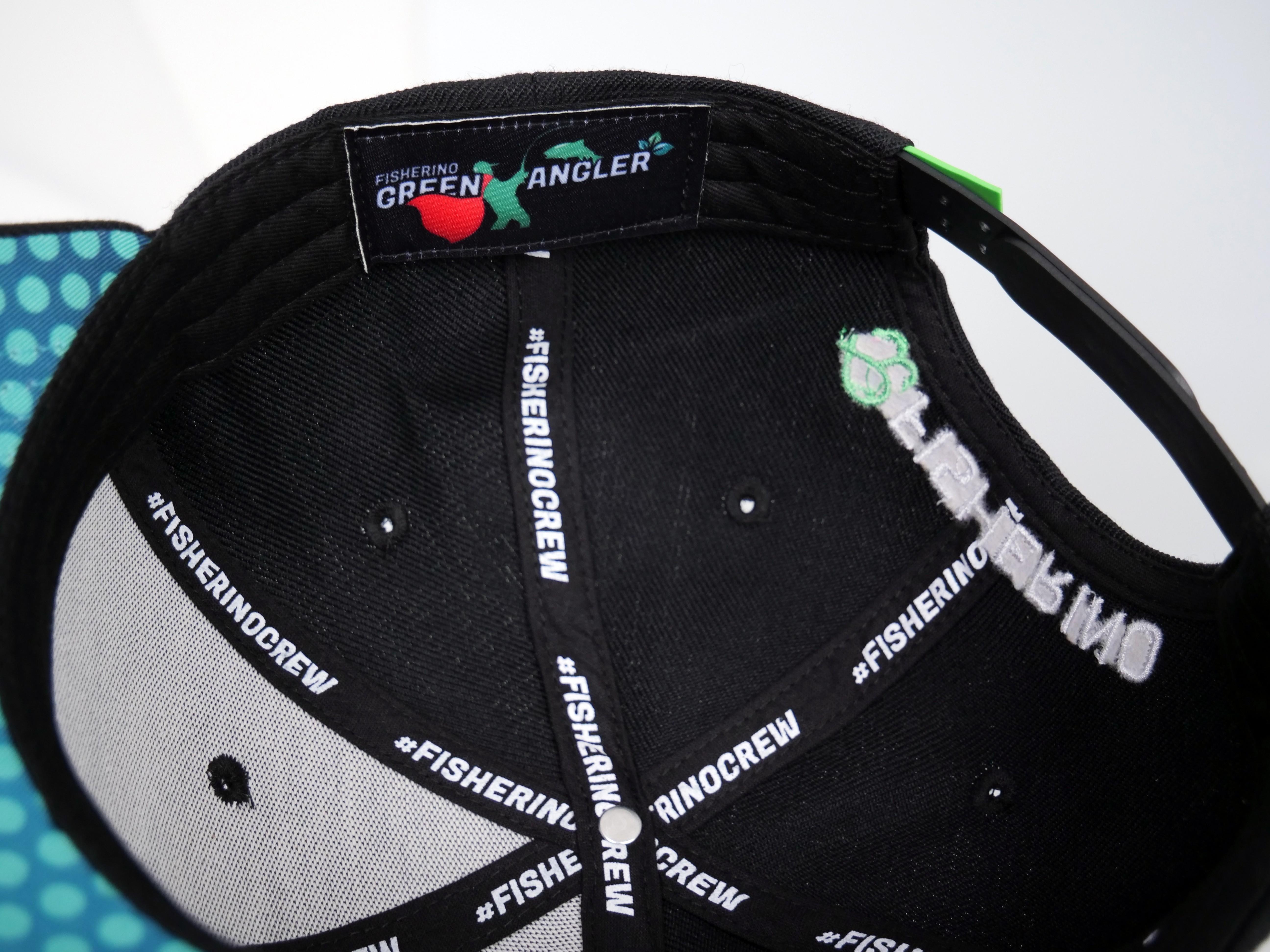 Vorschau: CREW Snapback Cap Black
