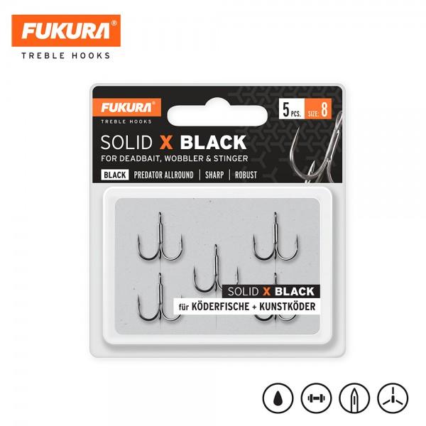 Fukura Solid X Black