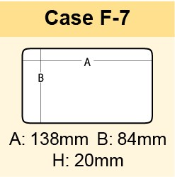 Slit Form Case F7